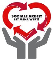 """Bild """"Soziale Arbeit ist mehr wert"""""""