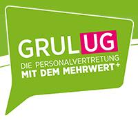 Logo der GRUL/UG - der UG-PflichtschullehrerInnen in Salzburg.