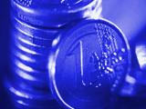 euros-blau